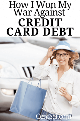 The reason that most experts advise people against taking out credit card consolidation loans is because they fail to change their behavior.