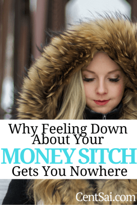 """Why Feeling Down About Your Money Sitch Gets You Nowhere? You need a """"get out"""" strategy when you are deep in financial woes. Here are a few tips to help you along your way to recovery."""