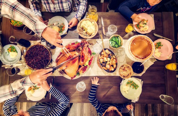 Six Ways to Cut the Cost of Expensive Holiday Meals