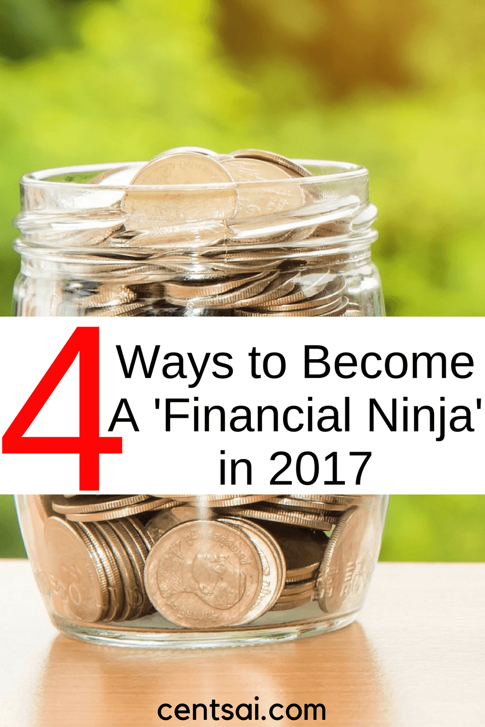 4 Ways to Become A 'Financial Ninja' in 2017