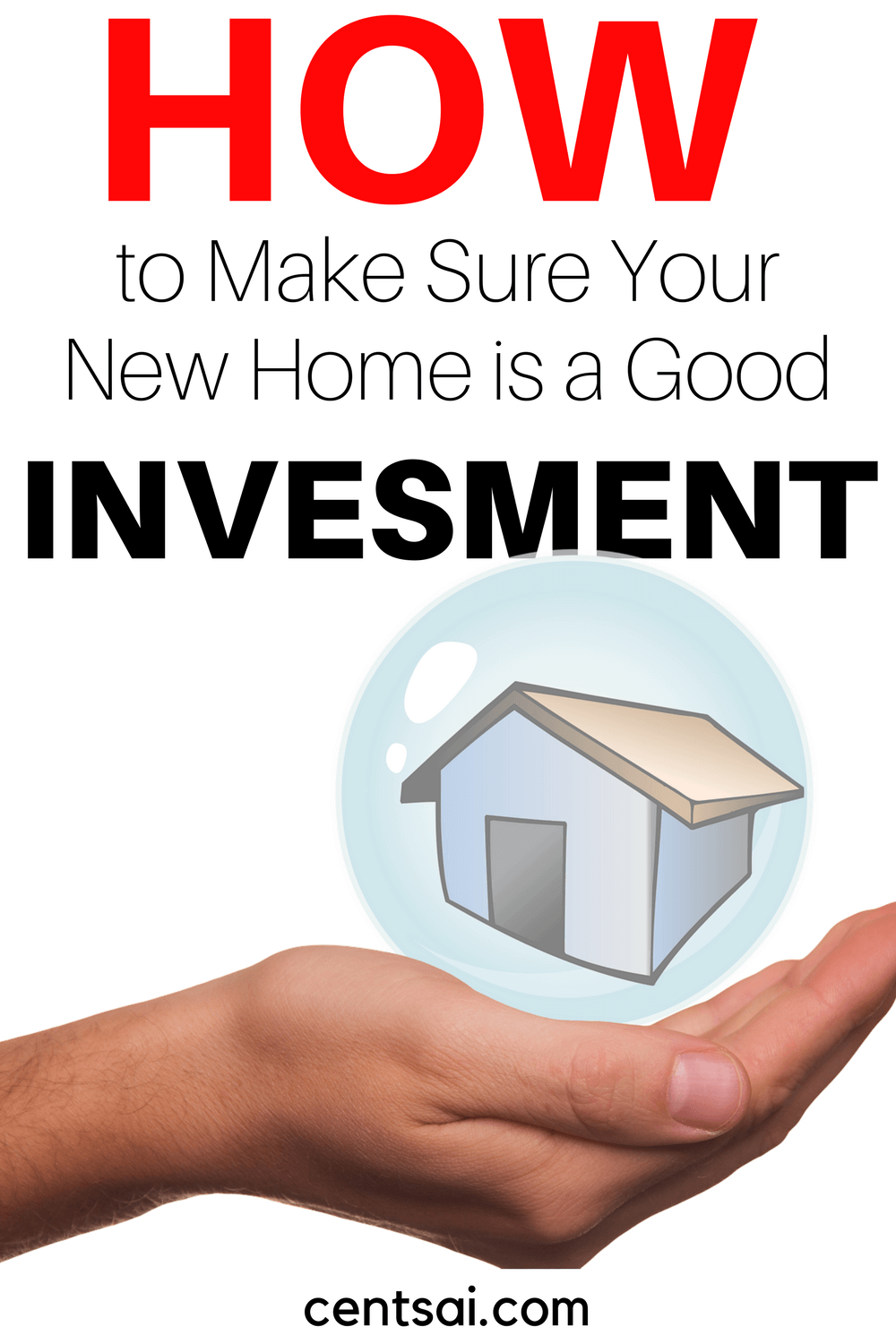 When looking to buy a new house, sometimes it's best to think of the new place as an investment first and a home second.