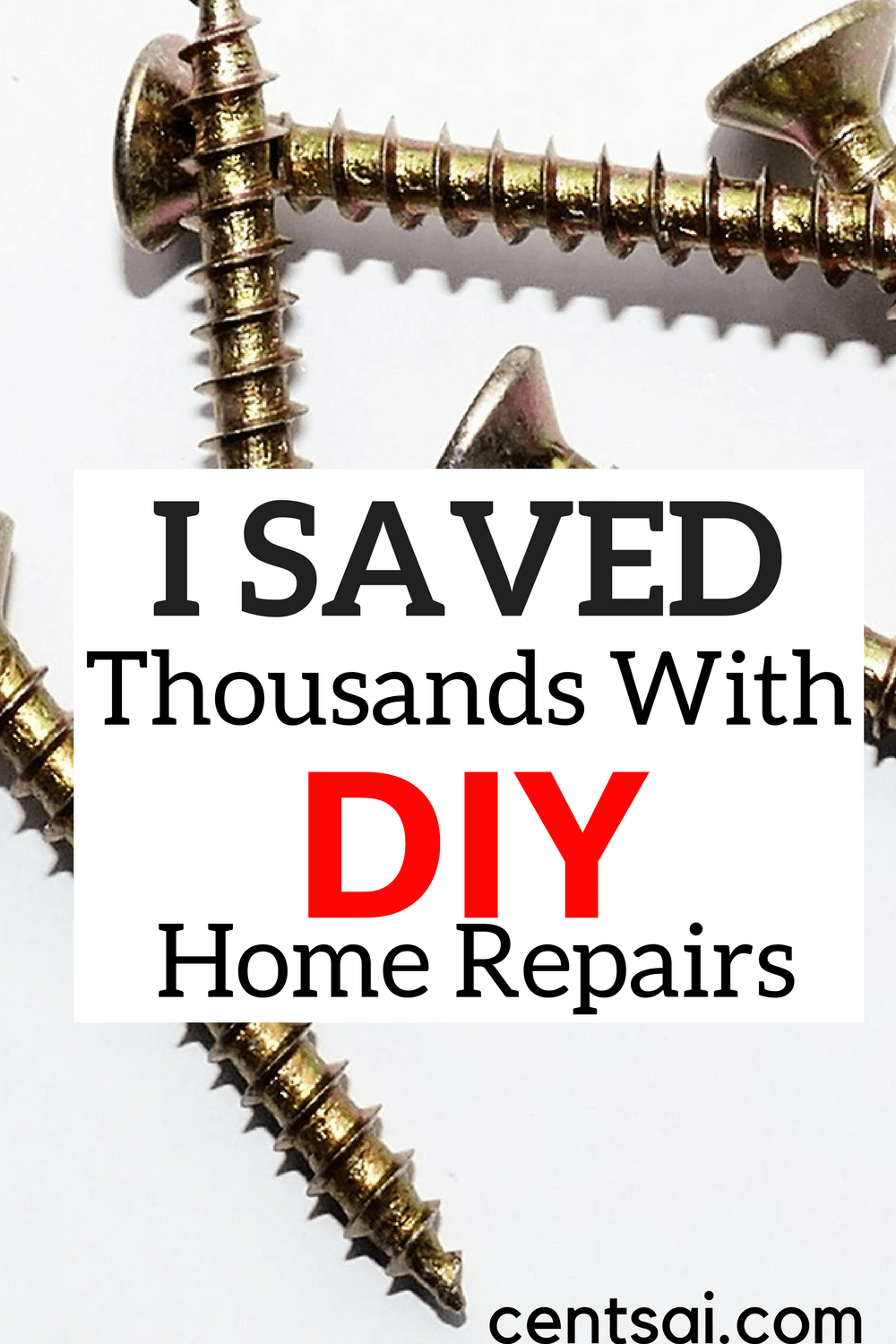 I Saved Thousands With DIY Home Repairs. Homeownership can get expensive if you don't have the right skills to take on a few DIY projects around the house.
