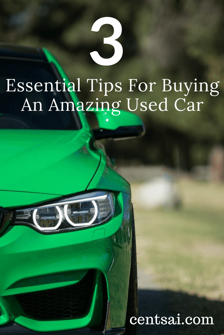 Don't shy away from a car just because it's old, used, and not so pretty. A Used car will get you where you want to go - and at a great price!