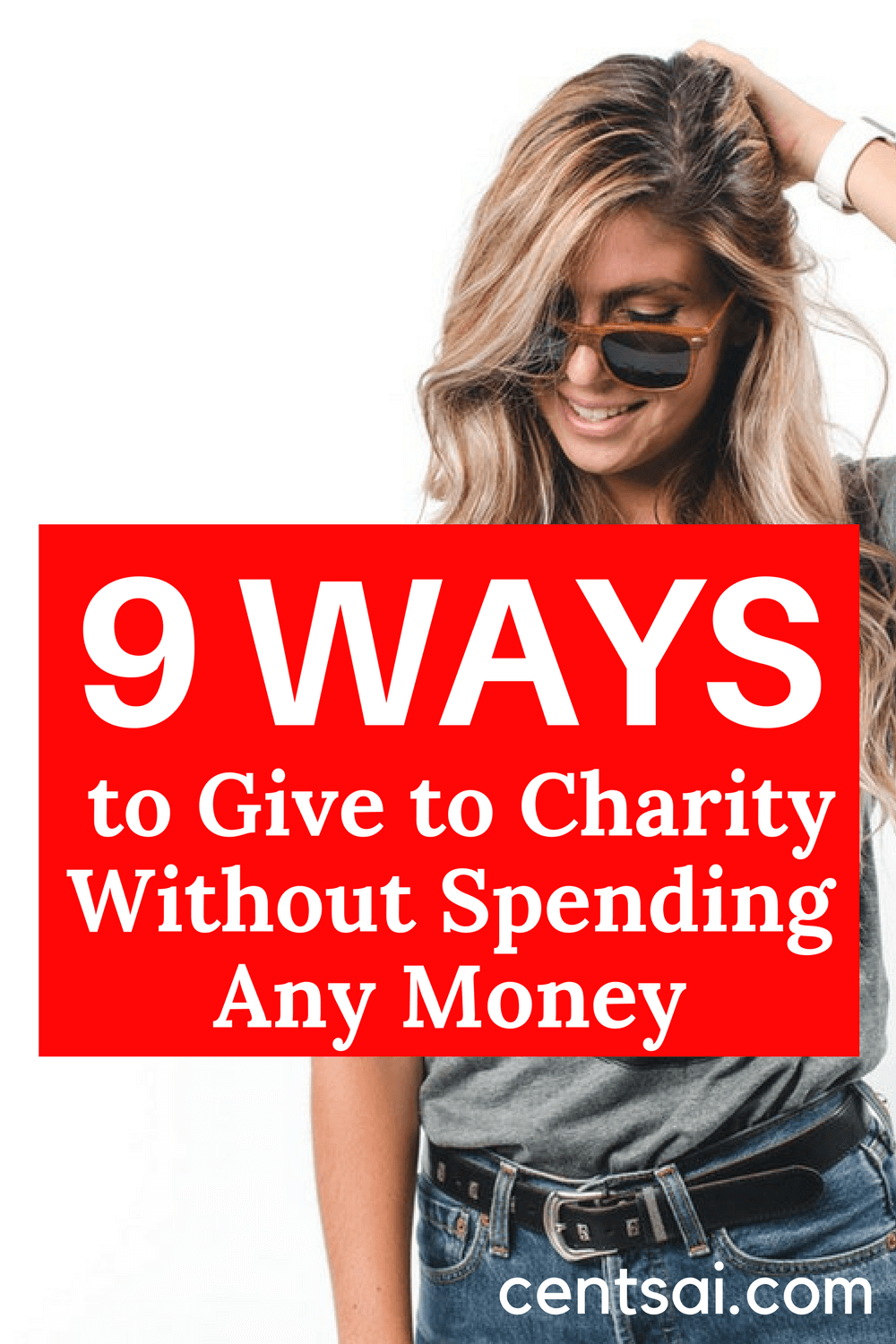 9 Ways to Give to Charity Without Spending Any Money