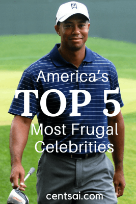 America's Top 5 Most Frugal Celebrities
