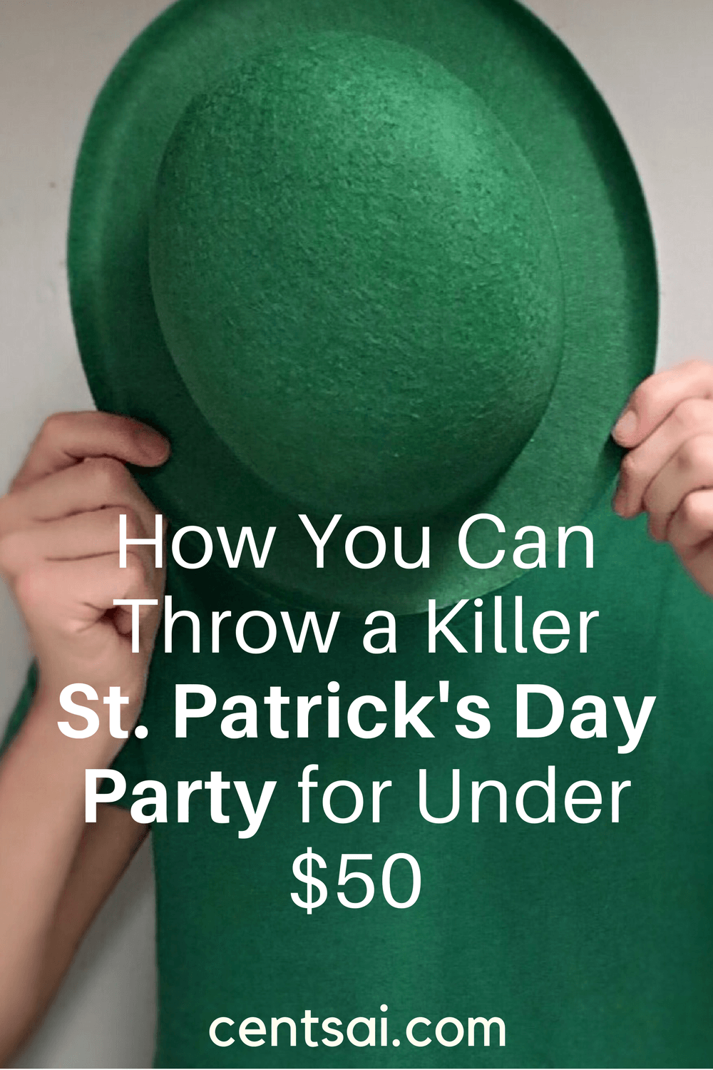 How You Can Throw a Killer St. Patrick's Day Party for Under $50