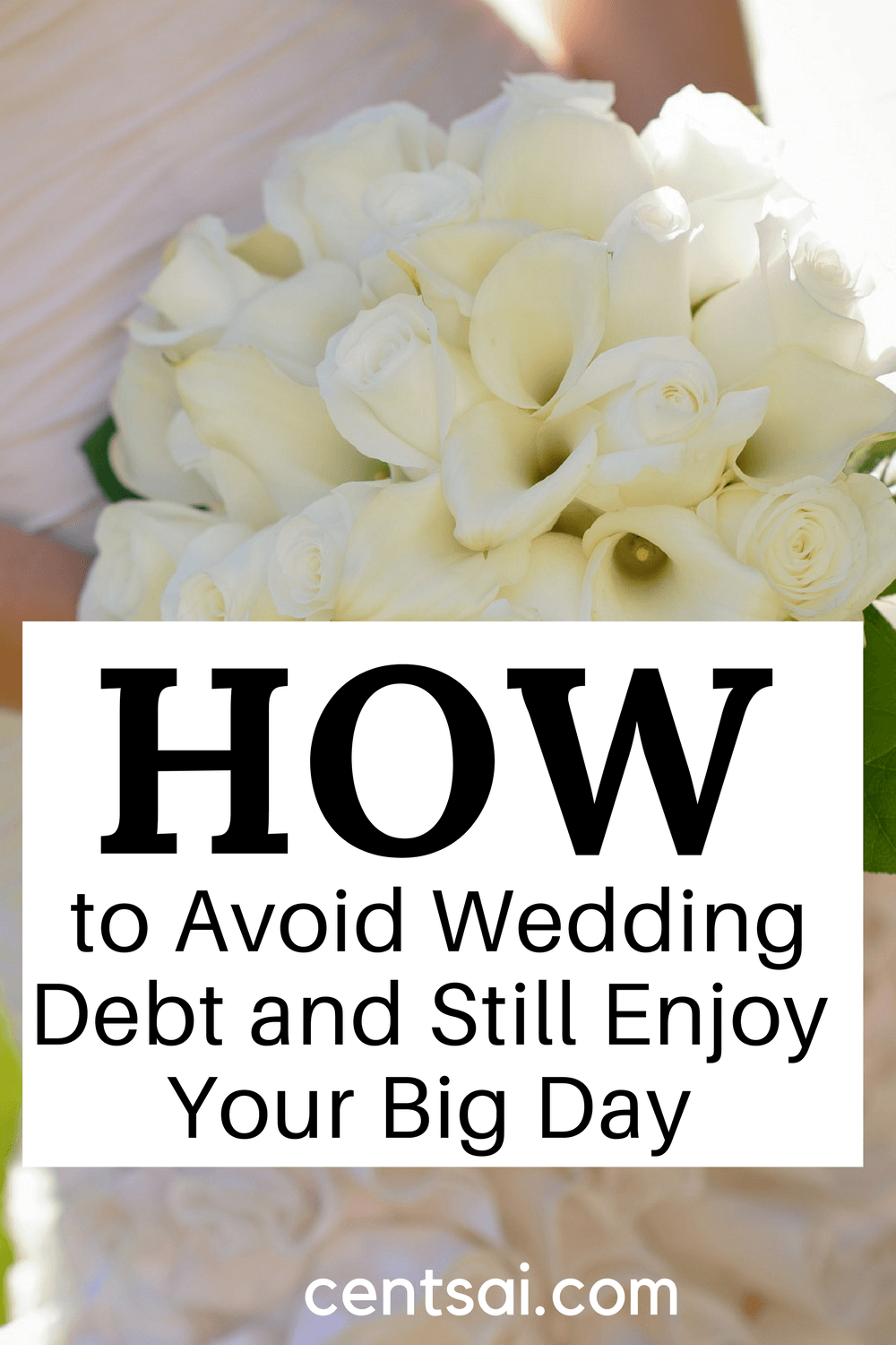 How to Avoid Wedding Debt and Still Enjoy Your Big Day. Weddings can be incredibly expensive for the average couple. Here's how to plan your big day without ending up in wedding debt.