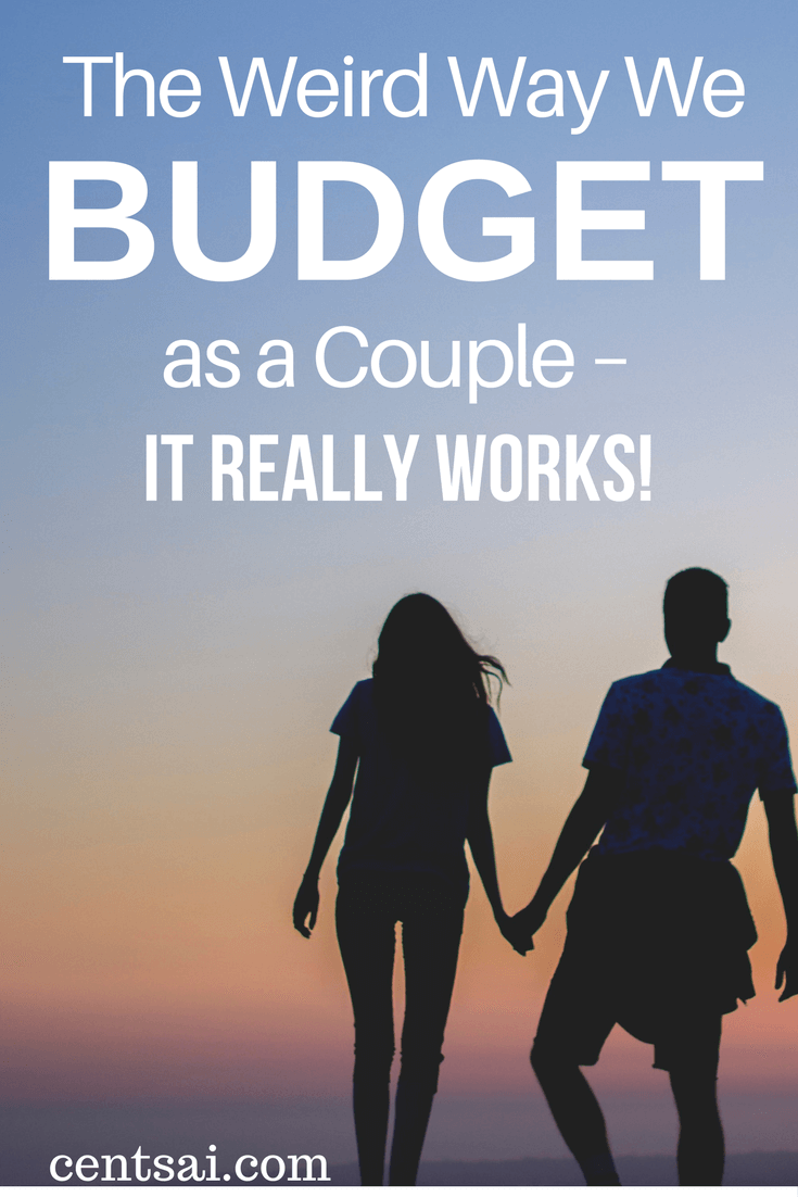 The Weird Way We Budget as a Couple – It Really Works!