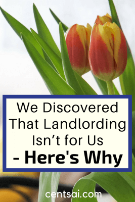 We Discovered That Landlording Isn't for Us – Here's Why. Landlording just isn't for everybody. We discovered the hard way that owning rental real estate isn't as easy as people make it out to be.