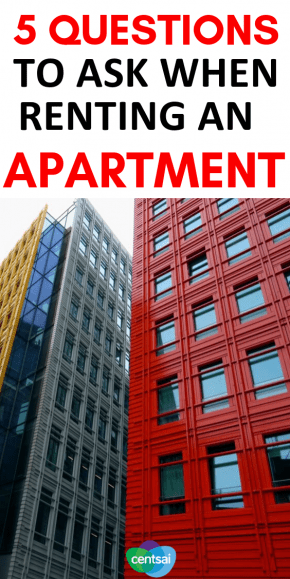 Are you looking for a new apartment? Hold up. Before you sign a lease, make sure you know the most important questions to ask when renting an apartment. Check out these useful tips for you! #budget #renting #apartment