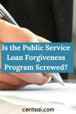 Is the Public Service Loan Forgiveness Program Screwed