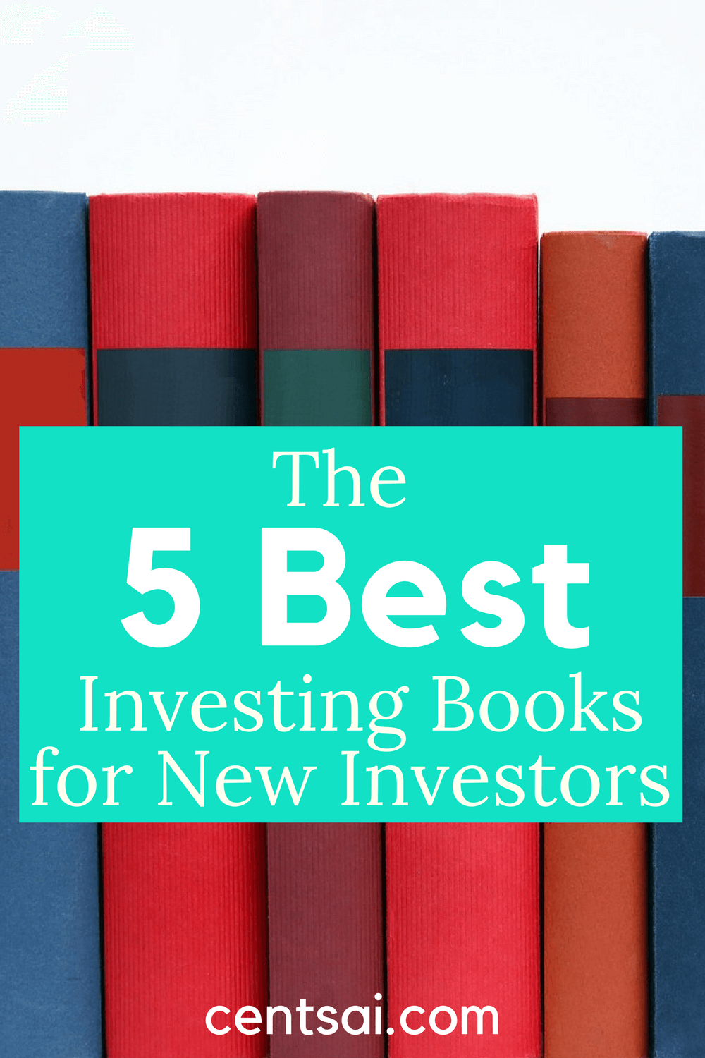 The 5 Best Investing Books for New Investors