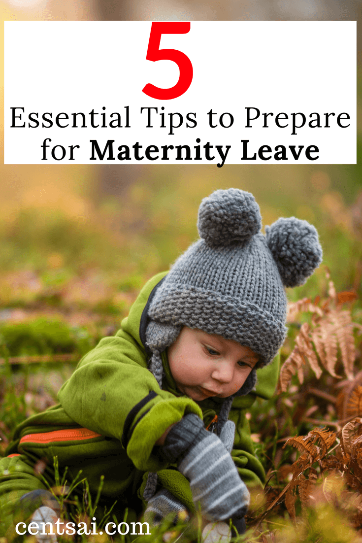 Leverage baby showers, family favors, and an entrepreneurial spirit to make maternity leave and the loss of income as painless as possible.