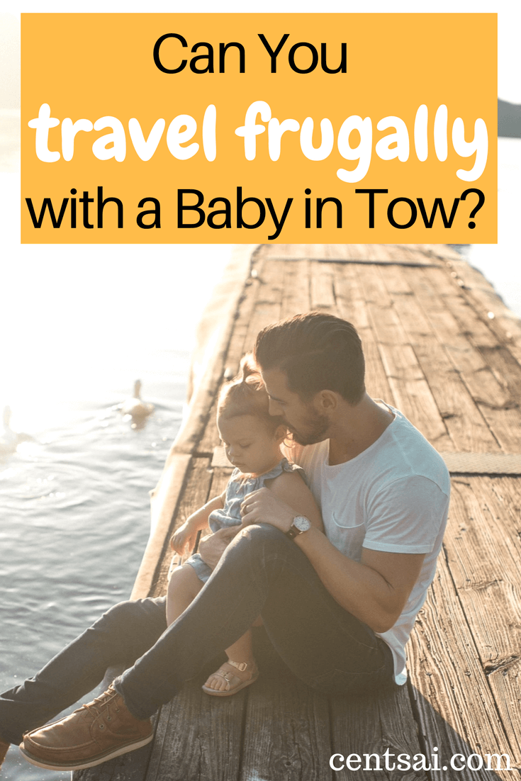 Yes, you can travel frugally with a baby! Traveling with a baby may seem stressful, but knowing what I'm bringing and how I can reduce my costs will make our vacation much more enjoyable.