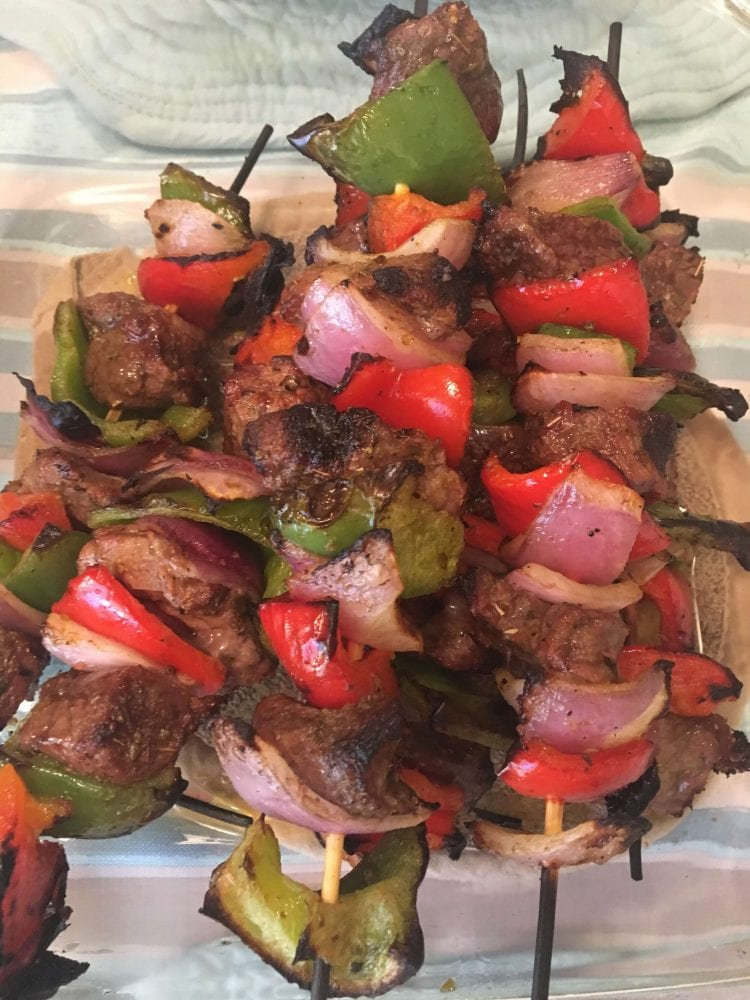 Cheap Memorial Day BBQ Ideas: Trader Joe's vs. Whole Foods - Shish Kabobs
