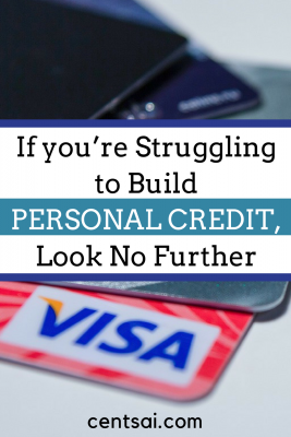 If you're Struggling to Build Personal Credit, Look No Further. Millennials face challenges building their credit; here is the proper way to build or repair your credit.