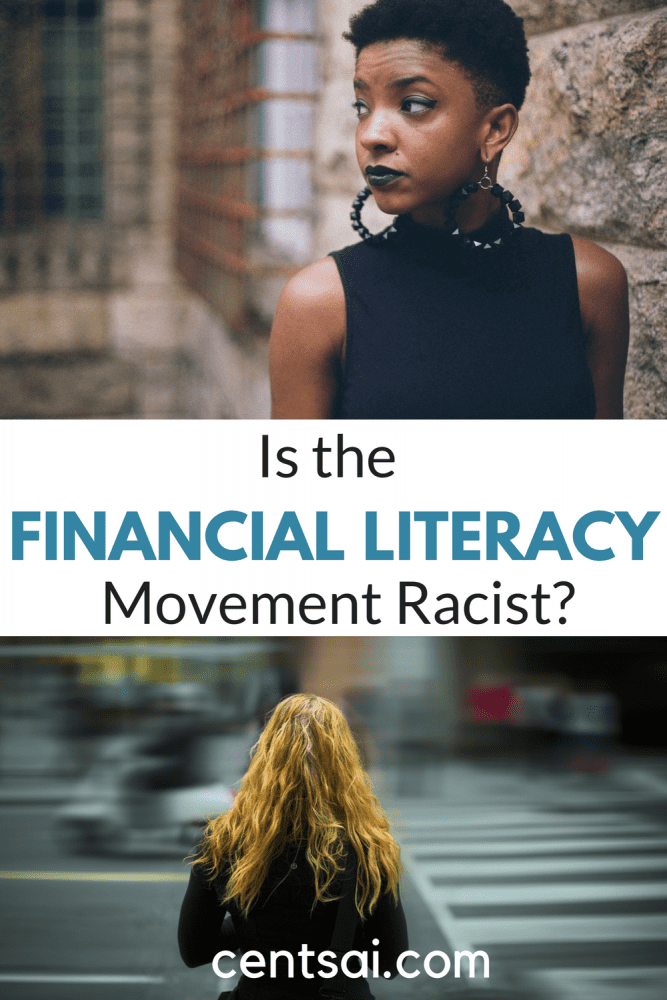 Is the Financial Literacy Movement Racist? Financial literacy may be a means to address the socioeconomic gap but questions of its sufficiency across populations remain.