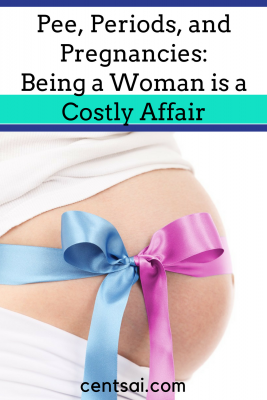 Pee, Periods, and Pregnancies: Being a Woman is a Costly Affair. From periods to pregnancies, being a woman can get expensive. Explore unconventional ways to control costs.