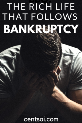 The Rich Life That Follows Bankruptcy. The stigma of bankruptcy sticks and can ruin the rest of your life. Or you can shrug it off and take action to create a new, richer life.