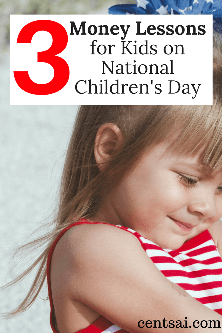3 Money Lessons for Kids on National Children's Day