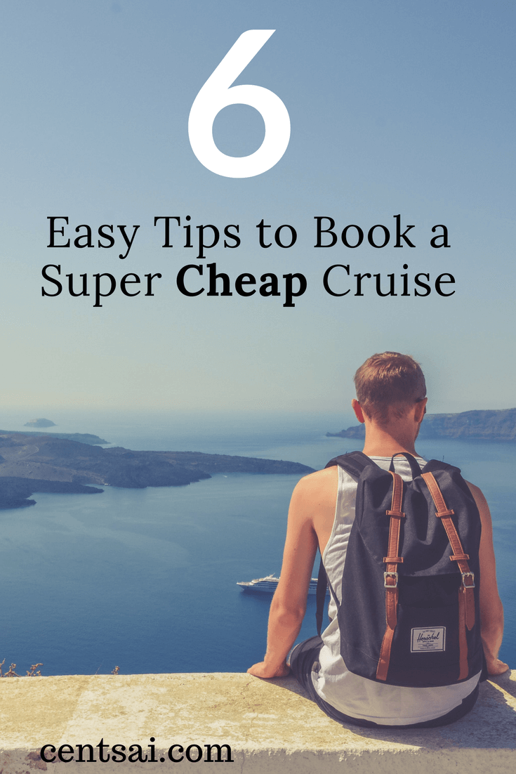 Cruises can be incredibly fun – and cheap, if you play your cards right. One writer shares a few tips on how to save money on a cruise.