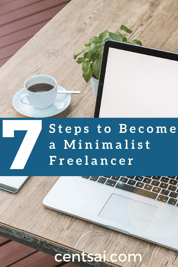 Can you practice minimalism and freelance full-time? Jackie thinks so, and she has some freelancing tips for other minimalists like her.