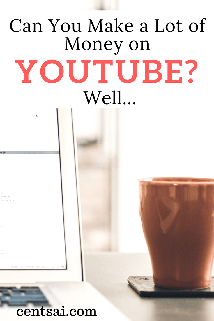 Ever wondered how to earn money from YouTube views? It's not as easy as you think. So... CAN you make a lot of money on YouTube?