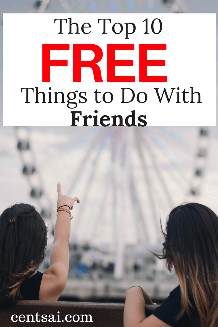 Want to find new ways to hang out with friends without adding to your debt? We have some great ideas for you!