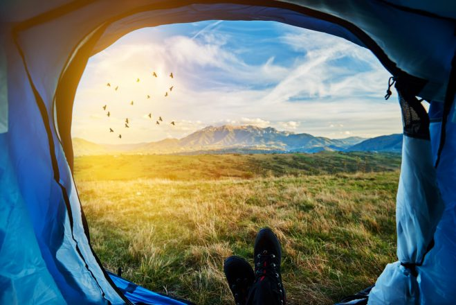 'Glamorous Camping' – The Next Big Vacation Trend?
