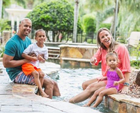 4 pasos sencillos  para unas vacaciones familiares económicas