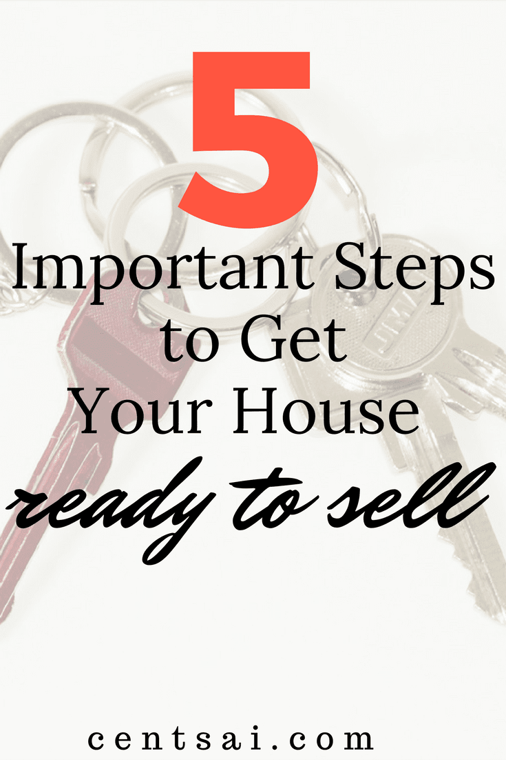 I just sold my house and these 5 important steps to get your house ready to sell is very effective! You should read this one too! Thanks for pinning!