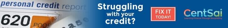 CentSai Buyers Guide - Credit Repair
