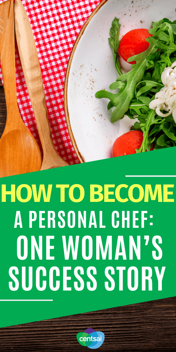 Looking for some ideas how to make money? Today's busy lifestyle leaves millions with little or no time to cook for themselves. Enter the tasty business of becoming a personal chef today and learn how to make money from it. #CentSai #business #sidehustleideas #sidehustletips