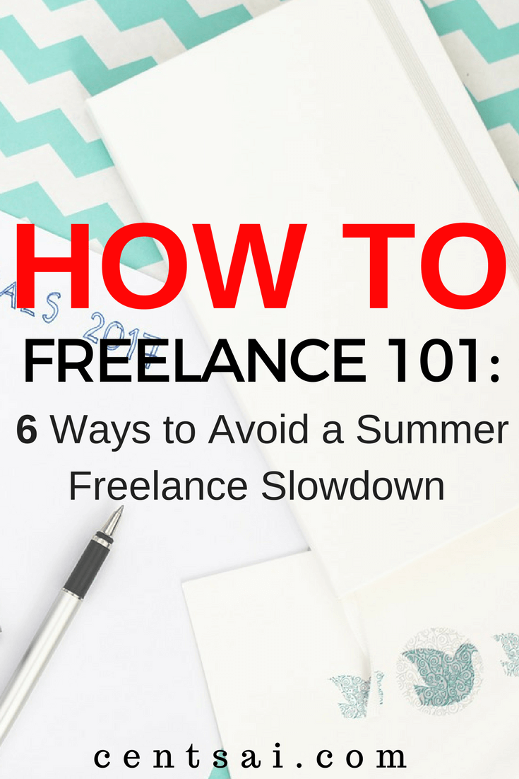 The summer freelance slowdown is the bane of many contractors' existence. Here's how to freelance and still make money over the summer.