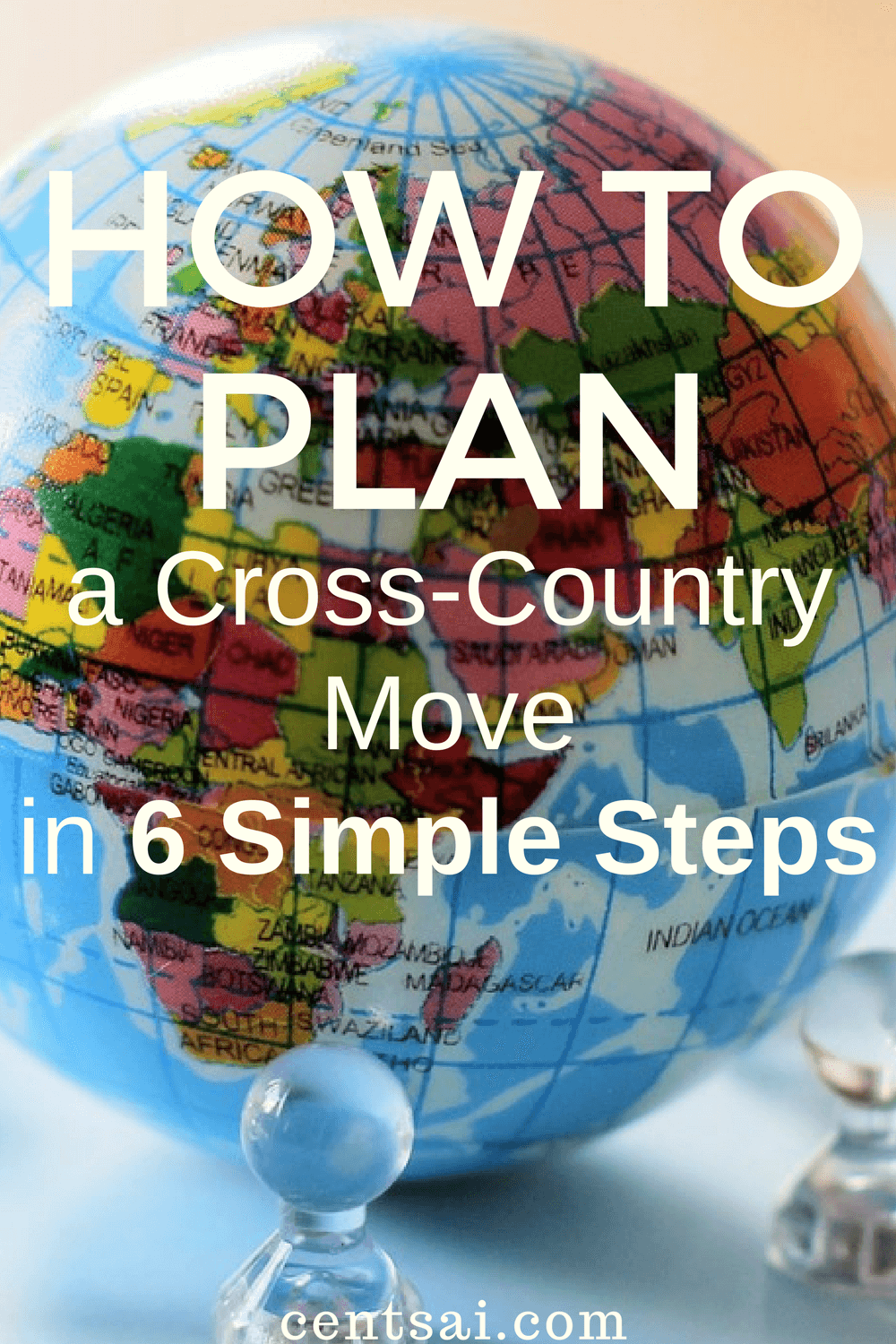 It ain't easy to plan and budget for moving cross-country. But we've got some good advice on how to plan a move without going crazy.