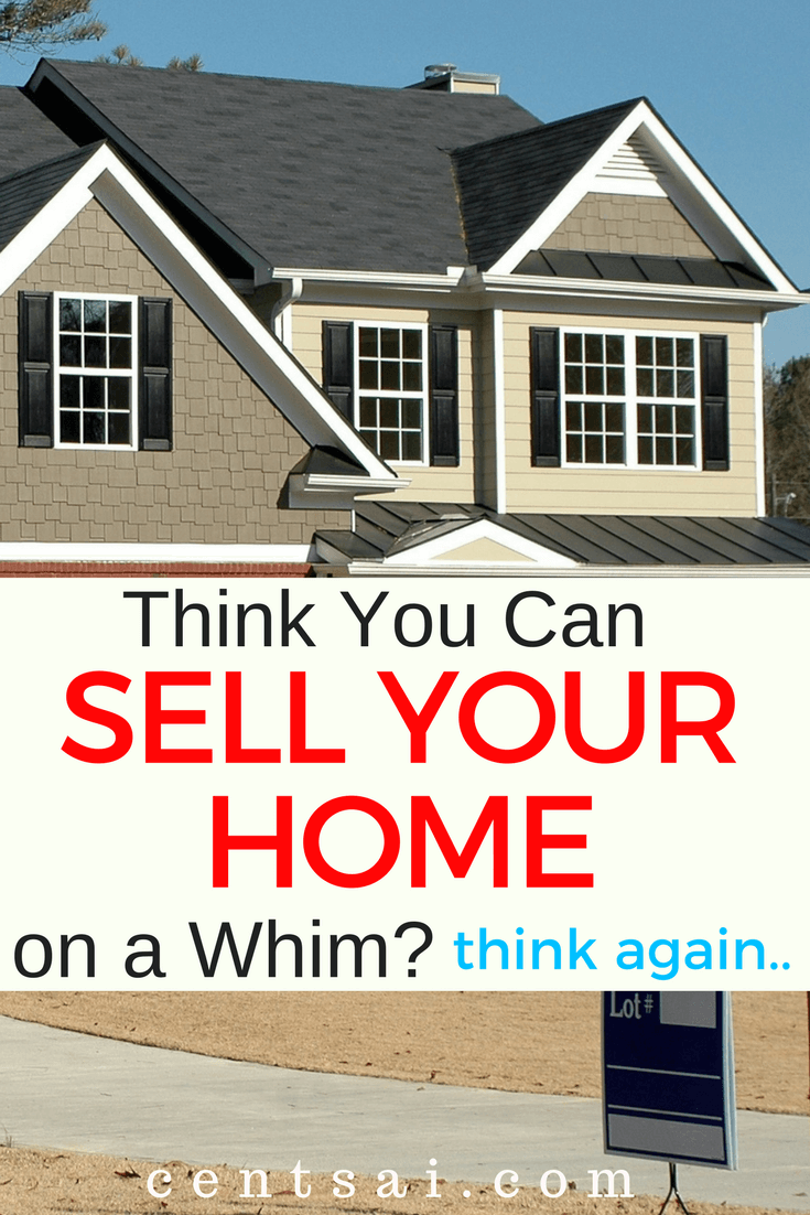 It's not always easy to sell your home. Be sure to plan ahead and know what to do if your house doesn't sell immediately.