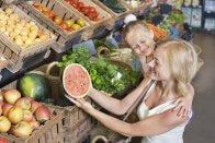 Shopping at Whole Foods | Shopping at Trader Joe's | Affordable Healthy Eating