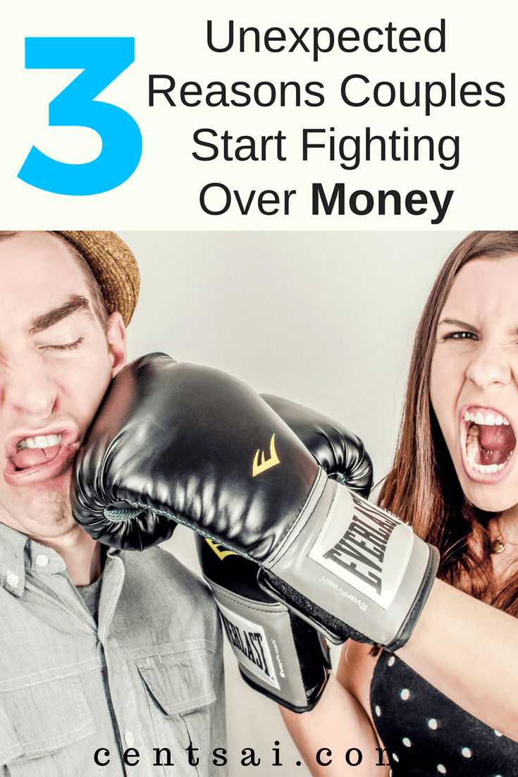 Couples often find themselves fighting over money, but are finances the real problem? These two experts think there may be underlying issues.