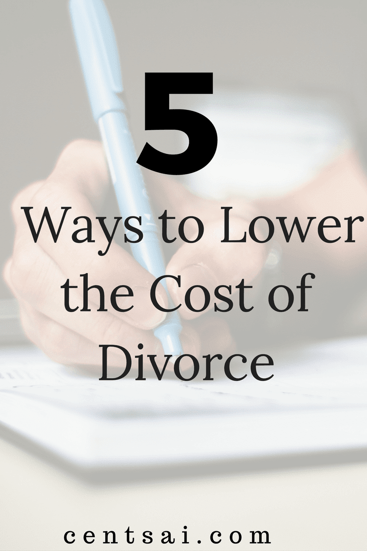 The cost of divorce is often high, but it doesn't have to be. Check out these low-cost divorce options that make the process more affordable!