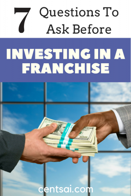 7 Questions to Ask Before Investing in a Franchise. Ever thought about investing in a franchise? You'll want to consider these questions before becoming a franchisee.