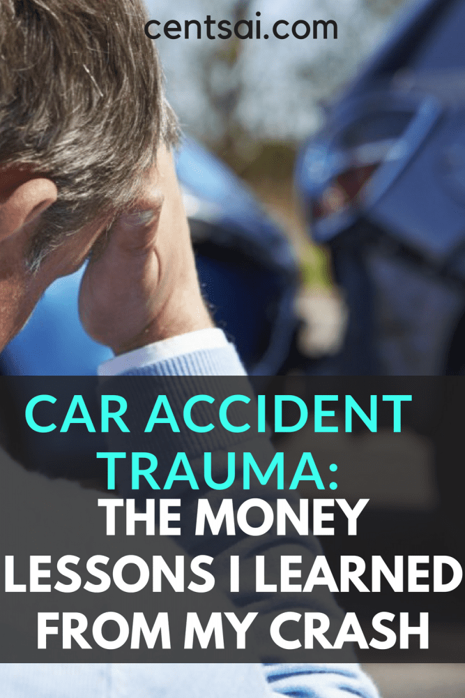 Car Accident Trauma: The Money Lessons I Learned From My Crash. Recovering from emotional trauma after a car accident is hard enough – make sure that you aren't worrying about money, too!