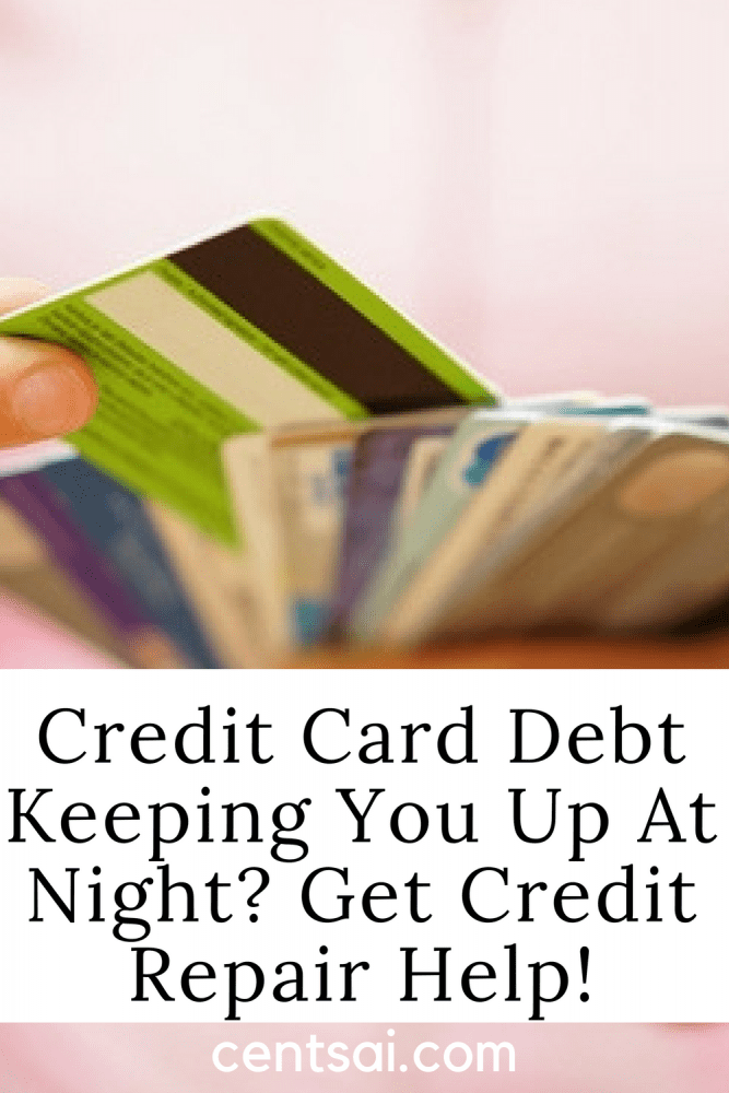 Credit Card Debt Keeping You Up at Night? Get Credit Repair Help! So you found yourself stuck in debt. Don't despair! Credit repair help isn't as far off as you think. Here are three ways to rebuild credit.