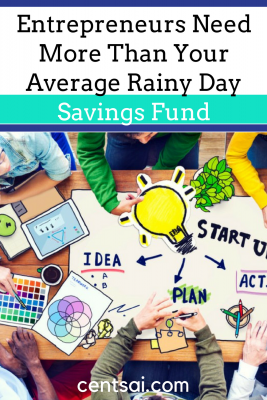 "Entrepreneurs Need More Than Your Average Rainy Day Savings Fund. Many entrepreneurs find themselves asking, ""Can I use my 401(k) fund to start a business?"" Well, you can... but should you?"