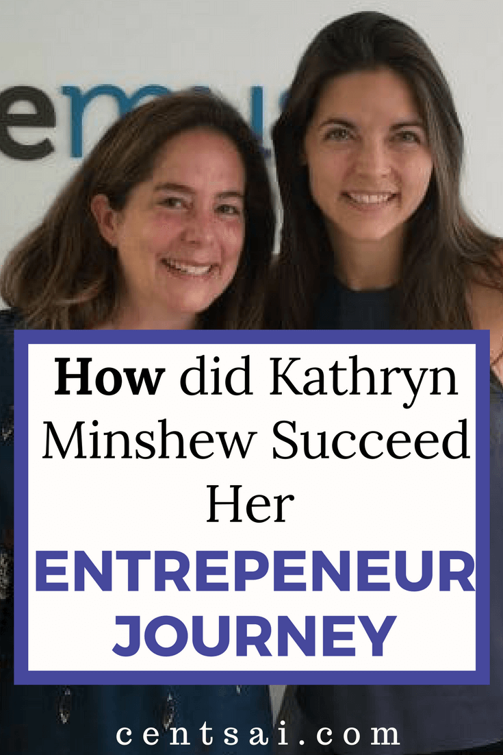 Muse CEO and co-founder Kathryn Minshew gives an exclusive interview about her journey to becoming a successful entrepreneur.