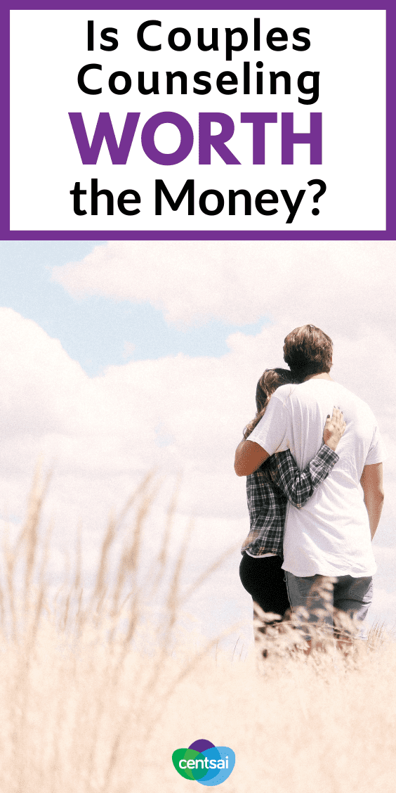Is Couples Counseling Worth The Money? How much is saving a relationship worth? One writer did a couples counseling cost-benefit analysis, and even checked out some cheaper options. #marriage #relationship #personalfinance #CentSai