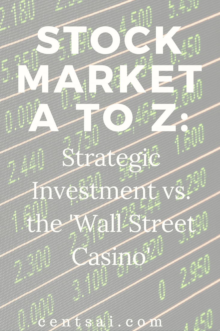 Many people think of the stock market like a game of roulette – too risky. But with strategic investment, it doesn't have to be that way.
