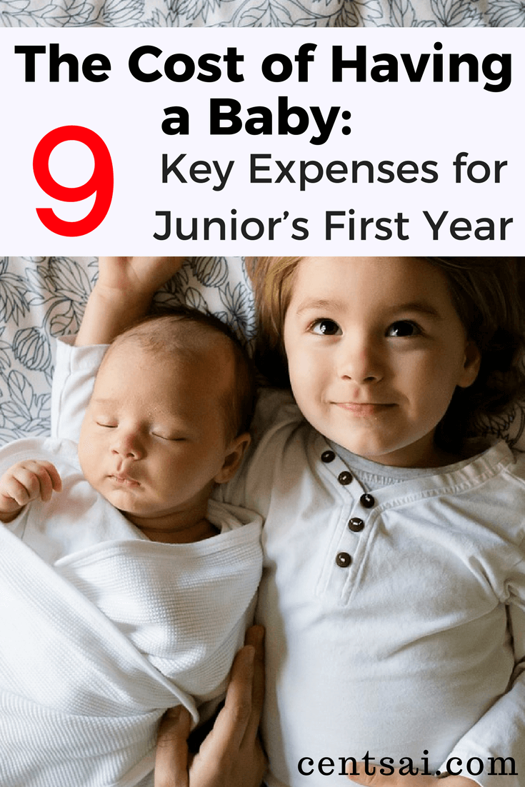 The cost of raising a baby doesn't have to go through the roof. One dad looks at essential expenses and how to save on them.