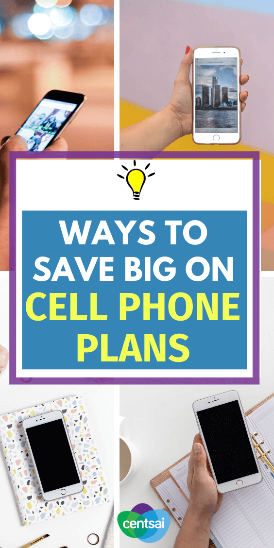 Does your phone bill hurt each month? Learn how pay-as-you-go cell phone plans can help you save money while still providing quality service. Though there are other ways to save on your cell phone bill, one of the easier ways to do so is by switching to a pay-as-you-go plan. So what are you waiting for? Start saving money today! #Cellphoneplans #Savingtips #CentSai #savingtipsideas #lifehacks