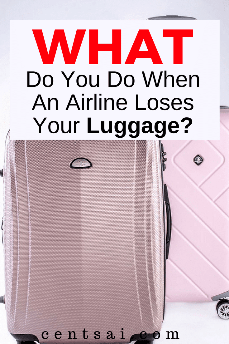 You may be able to get your bags back or receive compensation for lost luggage, but act quickly! Here's what to do when luggage is lost.