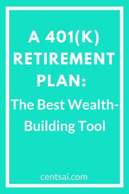 A 401(k) Retirement Plan: The Best Wealth-Building Tool. Do you have a 401(k) retirement plan? Do you make regular contributions to it? You should! There are some surprising benefits. #retirementplan #401k